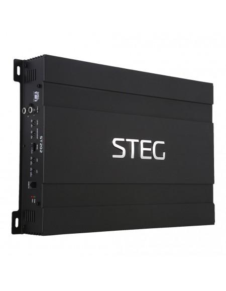 Wzmacniacz 2 kanałowy - STEG ST202