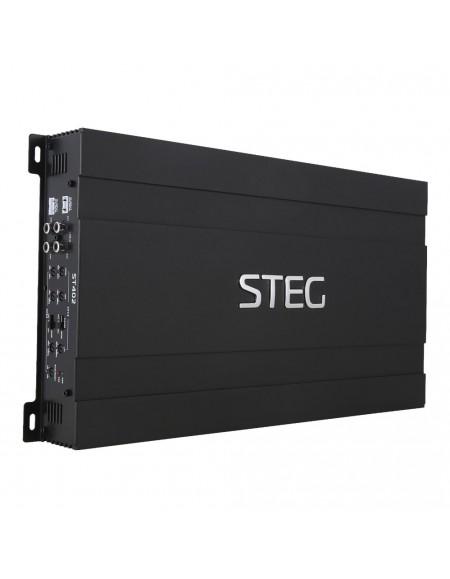 STEG Wzmacniacz 4 kanałowy  ST402