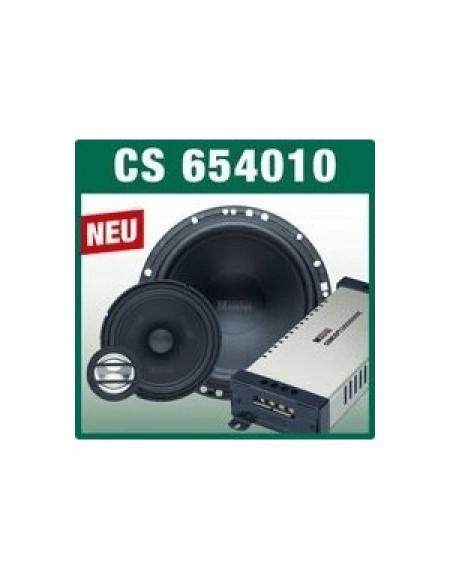 German Maestro CS654010 CONCEPT 3-Way Compo