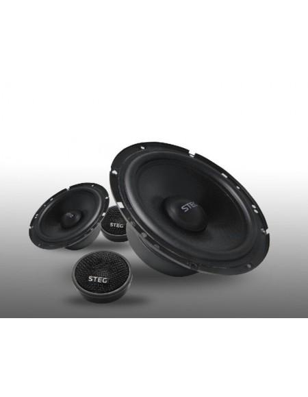 Zestaw głośników 165mm STEG SQ650C