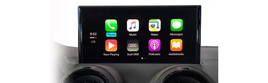 Interfejs Car Play / Android Auto (1)