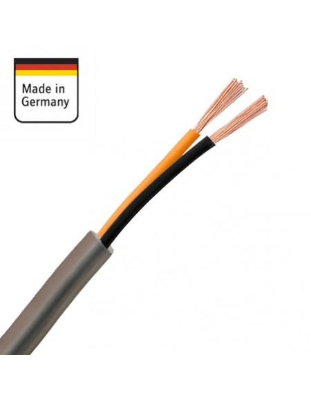 AMPIRE 1,5mm² okrągły kabel głośnikowy , Miedź Premium
