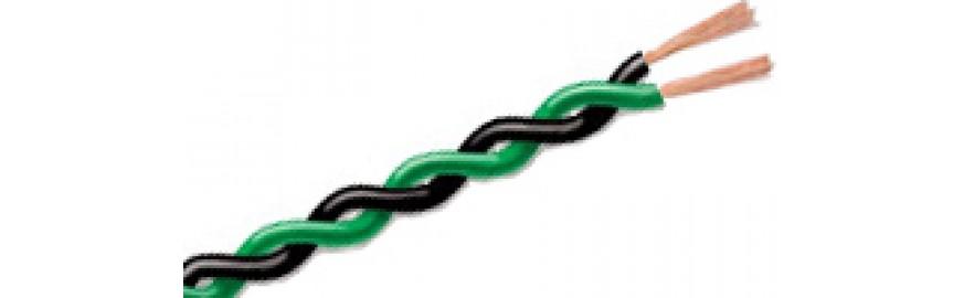 Kabel głośnikowy skręcany (4)