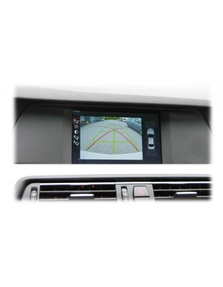 Kamera cofania Kufatec dedykowana dla modeli BMW, Seria F