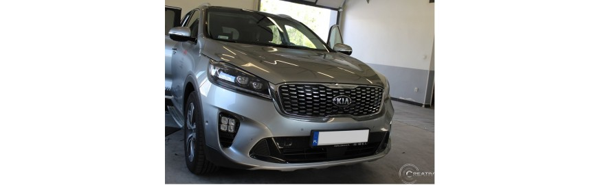 KIA SORENTO 2019- multimedia