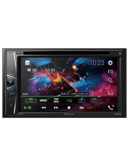 Pioneer AVH-G210BT Jednostka multimedialna AV z DVD
