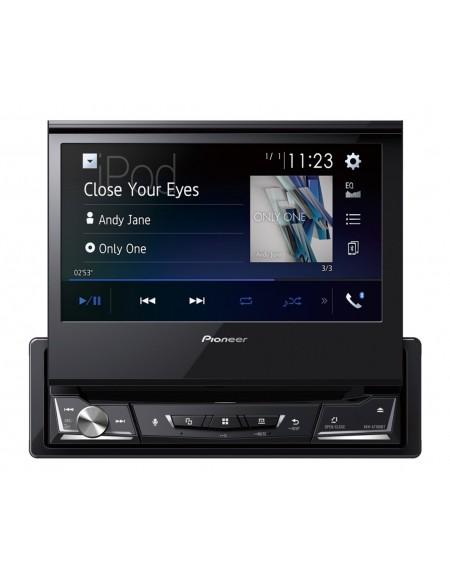 Pioneer AVH-A7100BT Jednostka multimedialna AV z DVD
