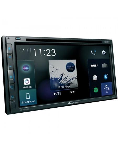 Pioneer AVH-Z5200DAB Jednostka multimedialna AV z DVD