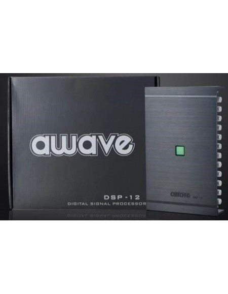 Awave DSP-12 procesor dźwięku 12-kanałowy