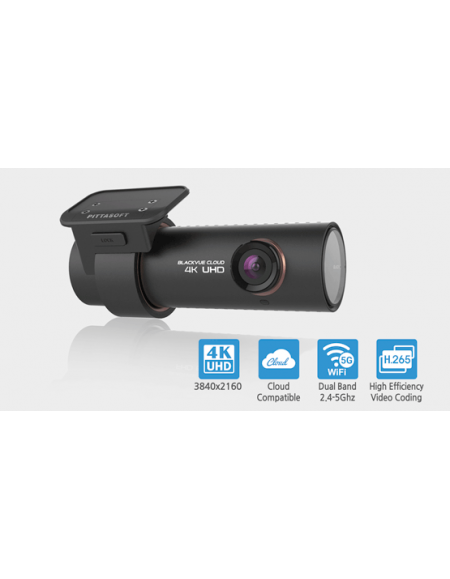 Rejestrator BlackVue 4K UHD DR900S-1CH