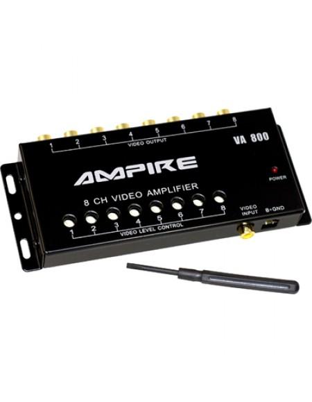 AMPIRE video rozdzielacz / wzmacniacz, ośmiokrotny