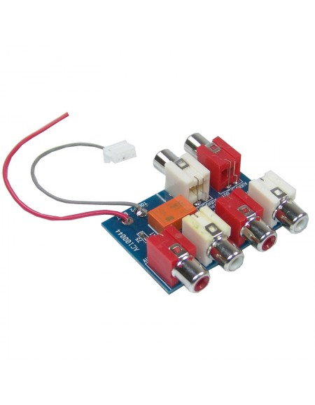 Przełącznik sygnału audio audio-box, 5-12 V DC