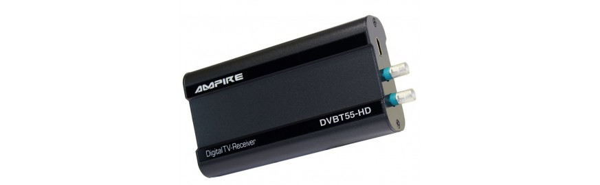 Tunery DVB-T