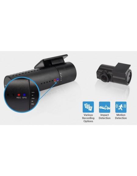 Rejestrator BlackVue DR490-2CH + GPS