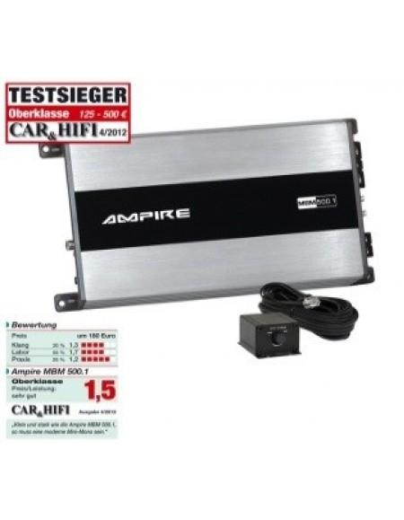 AMPIRE Wzmacniacz MBM500.1 3 Generacji