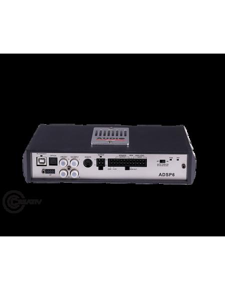 Wzmacniacz 6 - kanałowy z DSP AUDIO-SYSTEM - ADSP6
