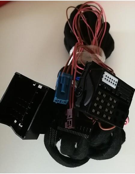 Plug&Play BMW MERCEDES - wiązka przewodów SDSP6 SDSP8